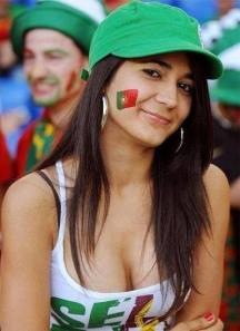 fans cantik seru nonton bola piala dunia 2014 brazil argentina portugal italy spanyol belanda prancis inggris suporter beauty fans